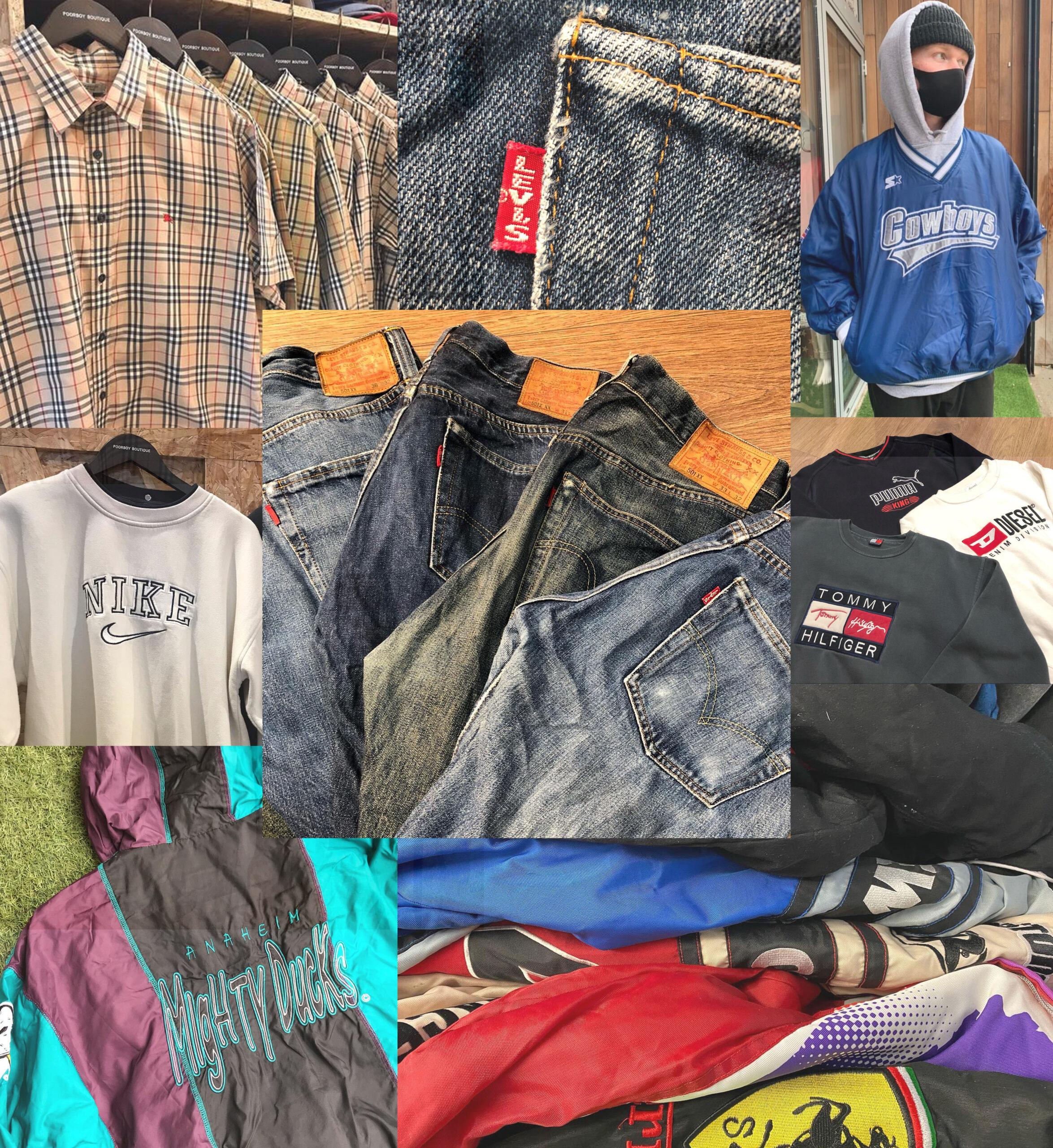 mens vintage clothing hull, vintage store hull vintage clothes hull,